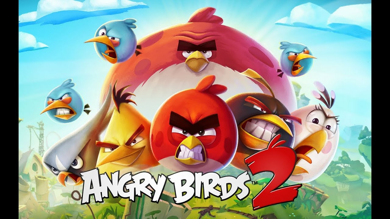 Download And Play New Angry Birds-2 For PC (ios,Mac,Android) Free