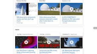 More Information on The Sunspot Observatory & A Fascility A Few Miles From Our Property