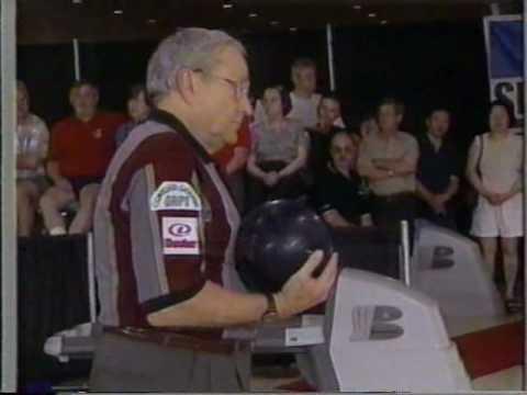 2000 PBA Brunswick Senior Slam: Match 1: Breihan vs Range vs Hall part 2