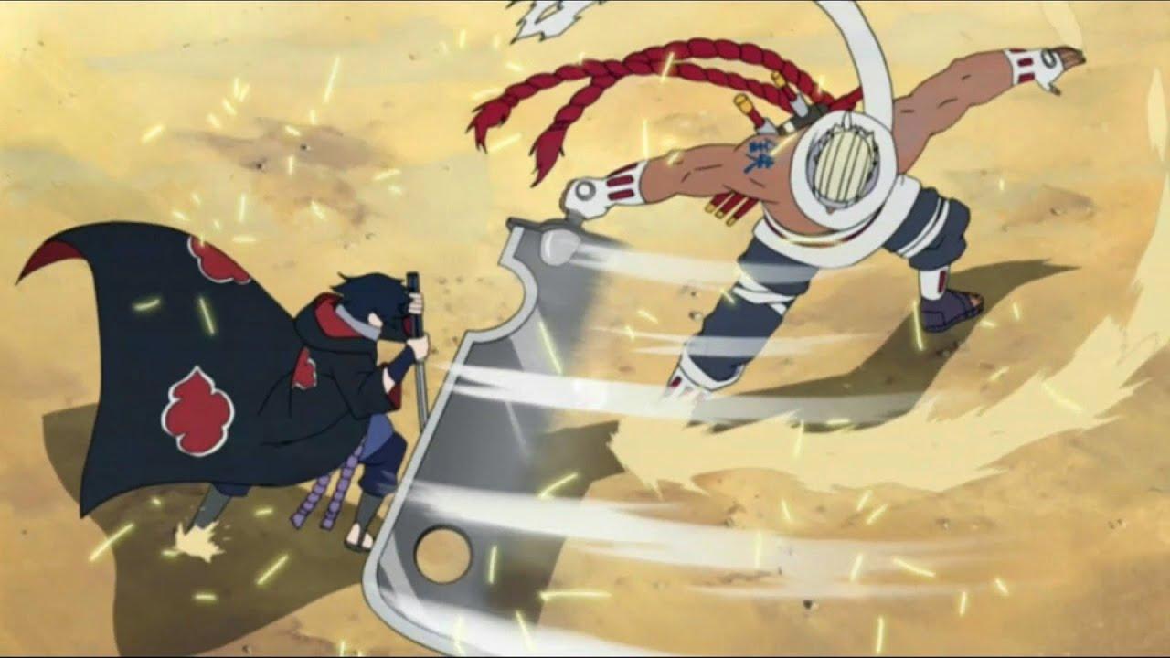 Download Sasuke vs Killer Bee Sasuke first time use Amaterasu on Eight-Tails Full Fight English Dub  ep 142 