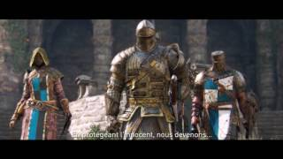 For Honor - Factions Viking, Samouraï & Chevalier - Trailer gamescom 2016