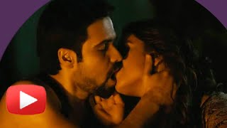 Repeat youtube video Emraan Hashmi  Humaima Malik Hot KISS | Raja Natwarlal | Movie Wrap Up