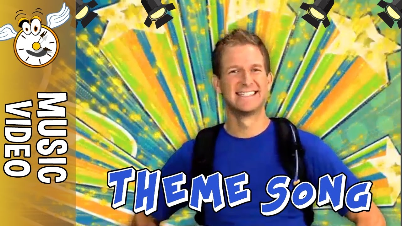 Adventure to Fitness - Theme Song! - YouTube