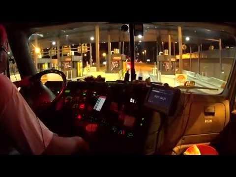 2306 midnight trucker Breezewood Pennsylvania