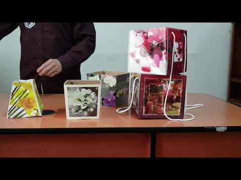 Les contenants personnalisés pour les fleuristes