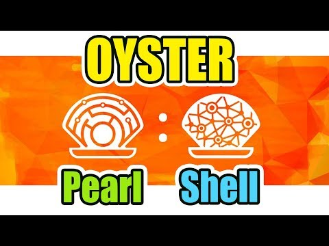 L'AMBITIEUX PROTOCOLE OYSTER: PEARL (PRL) & SHELL (SHL) [ FR ]