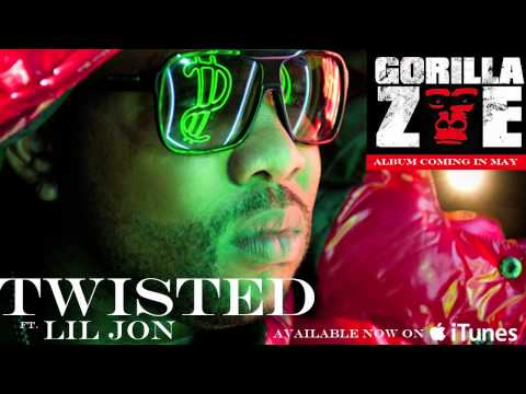 Клип Gorilla Zoe - Twisted (feat. Lil Jon)