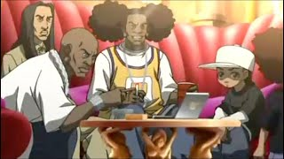 The Boondocks - The Story of Thugnificent | S2 E5 FULL EPISODE
