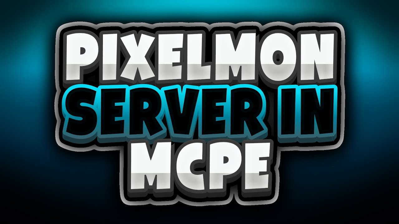 Private Pixelmon Servers