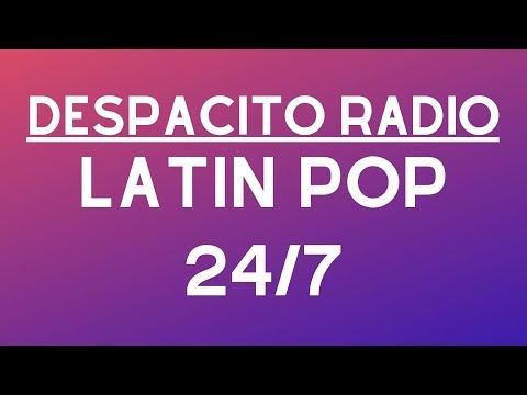 Despacito Radio | 24/7 Latin Pop Playlist