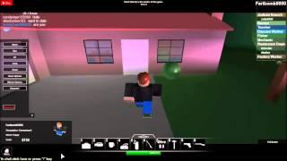 Fartbomb9000's ROBLOX vidéo