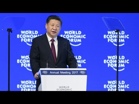 Image result for china new world leaders davos