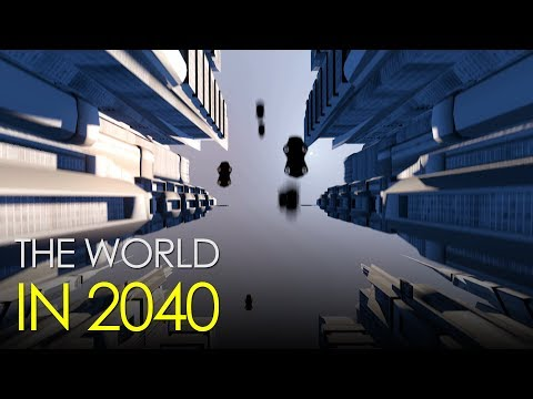 The World in 2040
