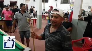 Baianinho de Maua x Brinquinho super desafio de bolinho quem faz 8