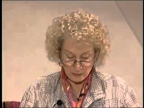 Margaret Atwood Reads Opening of Oryx and Crake