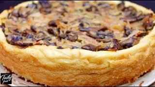 Пирог из Картофельного Пюре с Капустой и Грибами! Проще Чем Зразы!