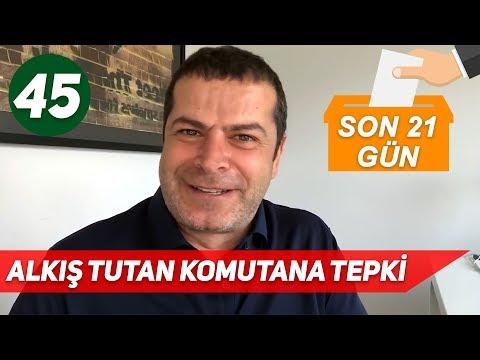 2018 Seçim - Erdoğan'ın Konuşmasını Alkışlayan Komutan Tartışılıyor...(Son 21 Gün)