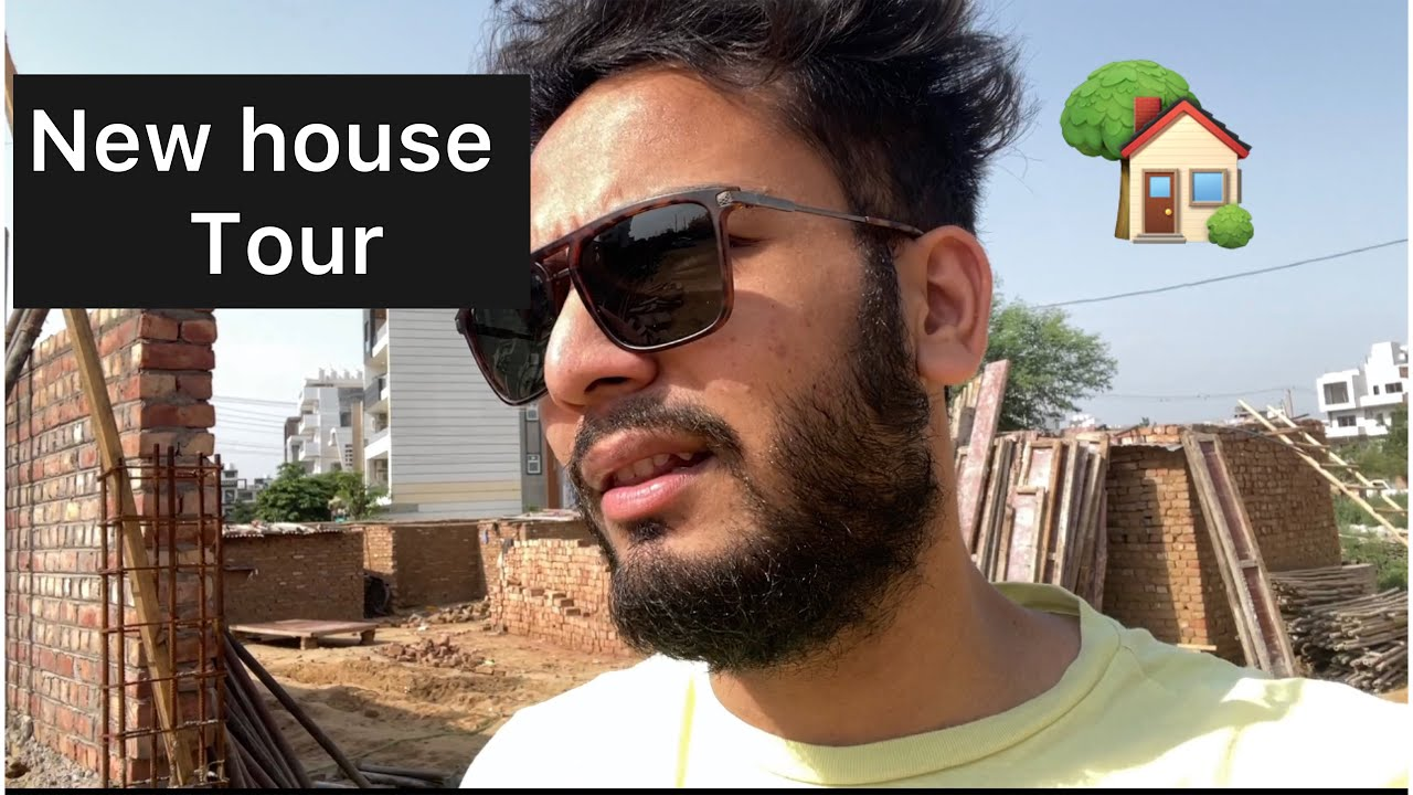 MY NEW HOUSE IN MAKING TOUR