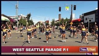 West Seattle Grand Parade - Part 1of 3