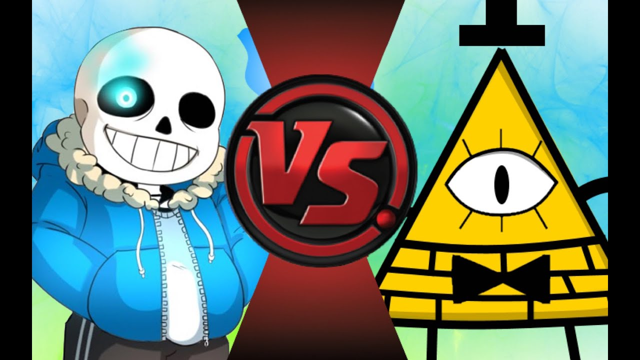 Download SANS vs BILL CIPHER 2! REMATCH! Cartoon Fight Club Episode 99