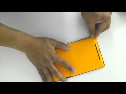 Nexus 7 Full Body Wrap Skin Kit by Stickerboy
