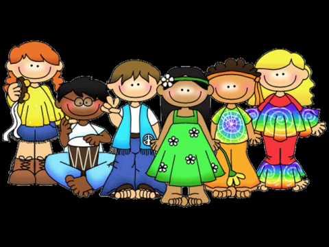 Two Wheel Dolly >> Canciones en Ingles para niños... good bye song - YouTube