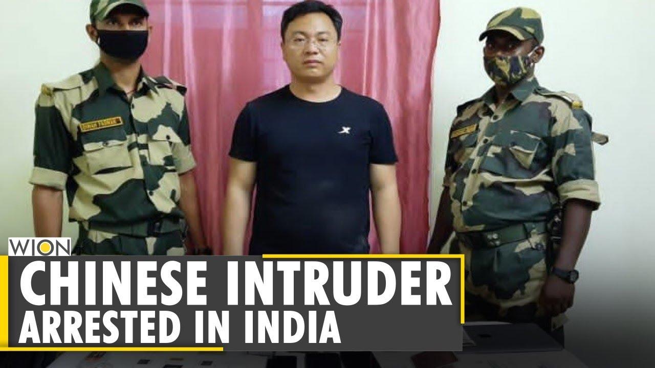 India: Chinese intruder arrested near Bangladesh border   Han Junwe   English News   WION World News