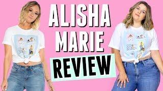 Brutally Honest Review of Alisha Marie's Merch!