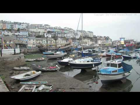 Brixham Harbour  in Devon 1