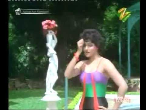 CHAL BHAG CHALE PURAB KI AUR ......Manoj Kumar in  film....... KALYUG AUR RAMAYAN