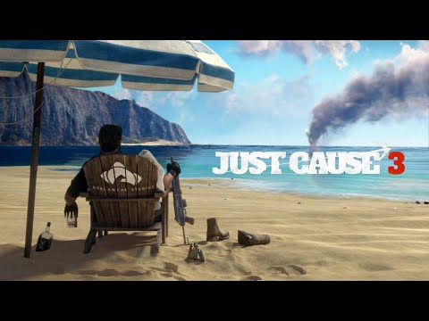 JUST CAUSE 3 G A GAMING |