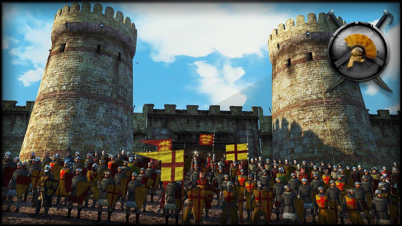 لعبة kingdoms and castles