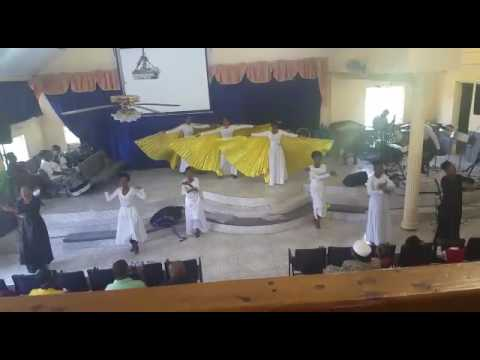 Resurrecting (elevation worship) dance by the Kalos Dance Ministry