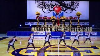 福岡工業大学附属城東高校ダンス部 2017ダンスドリル世界大会出場‼︎