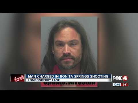 Man charged in Bonita Springs shooting