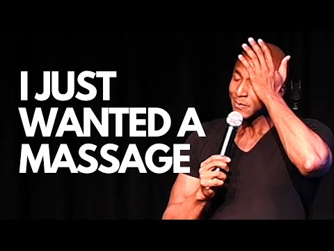 First Time Getting A Thai Massage Ft @RachmanBlake @Story Party Tour - True Dating Stories