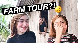 WEEK IN MY LIFE VLOG (FARM TOUR + YOUTUBE PAYDAY)