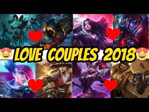 Mobile Legends - Love Couples 2018