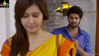 Oohalu Gusagusalade Romance, Drama, Dialogues | Naga Shaurya, Rashi Khanna | Sri Balaji Video