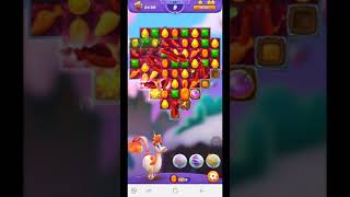 Candy Crush Friends Saga Level 307 - No Boosters