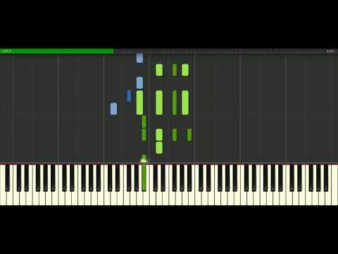 Charlie Puth - Beautiful Corruption (Synthesia Piano Tutorial)