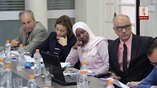 فعاليات تقديم دراسة هجرة الكفاءات والفاقد المهاري