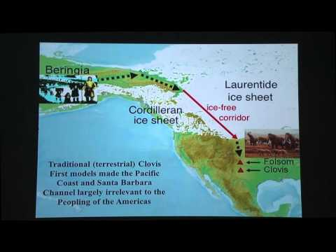 March 2016 From Shore to Sea Lecture: A Deep History of California's Northern Channel Islands Part 1