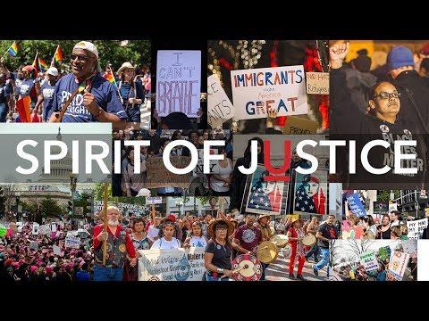 Spirit of Justice: Angela Davis and Michelle Alexander