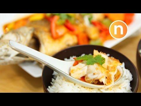 Sweet Sour Fish   糖醋鱼 [Nyonya Cooking]