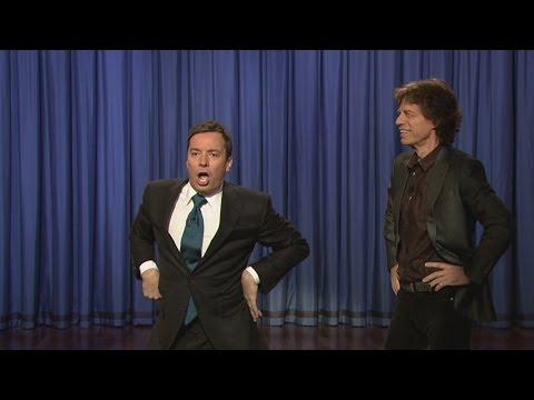Late Night with Jimmy Fallon - Rolling Stones/Bud Light Golden Wheat Presentation