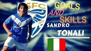 SANDRO TONALI CONVOCATO IN NAZIONALE ▪ Goal and skills