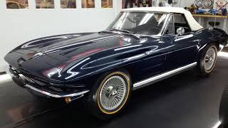 1964 Corvette  -  Exterior Walk Around
