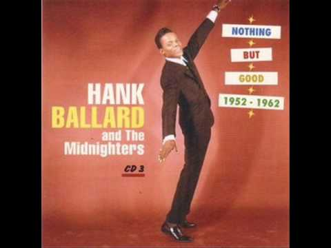 """Hank Ballard & The Midnighters """"Is Your Love For Real"""" 1957 ..."""