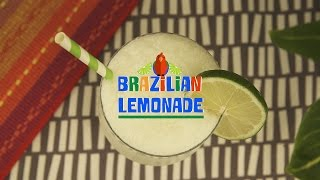 Brazilian Lemonade | Thirsty For...